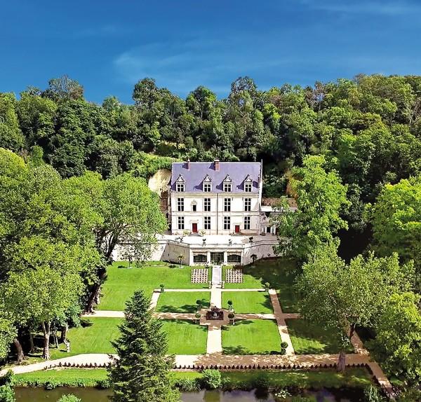 Rendez Vous aux Jardins 2018 -Château Gaillard - Les Jardins du Roi