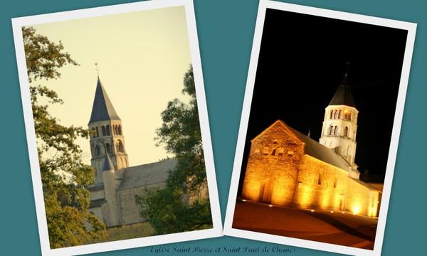 Journées du patrimoine 2017 - Visite de l'église romane de Chânes