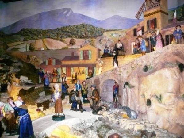 Journées du patrimoine 2018 - Visite de l'église Saint-Pierre et de sa crèche