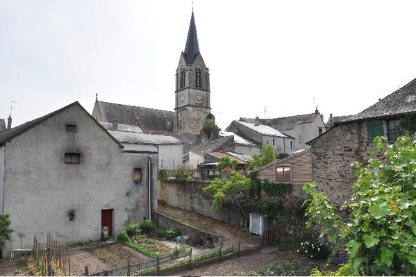 Journées du patrimoine 2019 - Circuit commenté quartier Notre Dame Chalonnes sur Loire