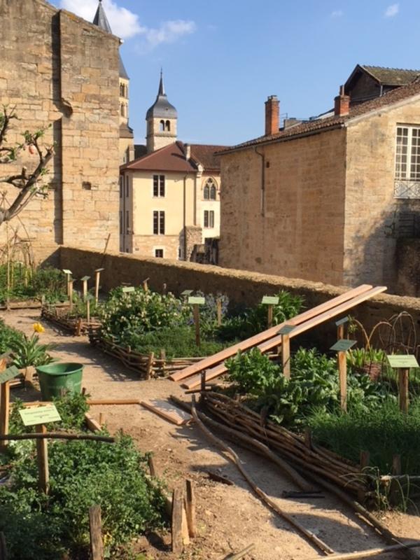 Rendez Vous aux Jardins 2018 -Jardin de Simples au pied des Barabans