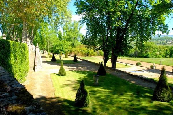 Rendez Vous aux Jardins 2018 -Jardin du château de Sauvan