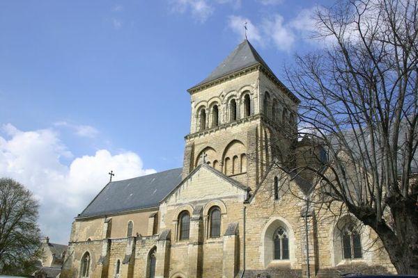 Crédits image : Église Saint-Laon © Service de l'architecture et des patrimoines de Thouars