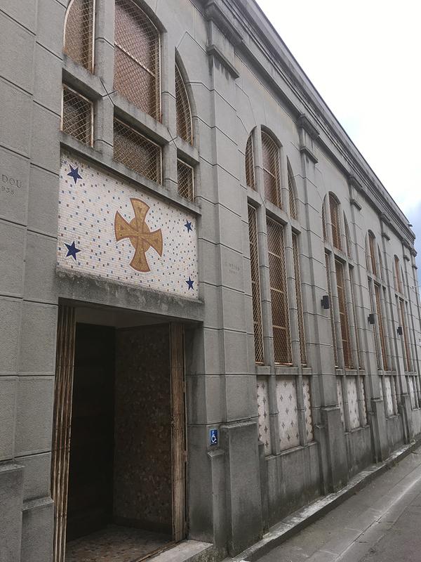 Crédits image : Crédit photo : Vue extérieure du théâtre Le Quai - Christian Brendel