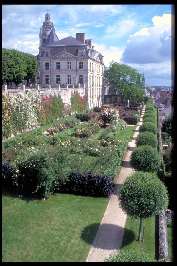 Rendez Vous aux Jardins 2018 -Terrasses de l'évêché -Jardins et Roseraie-