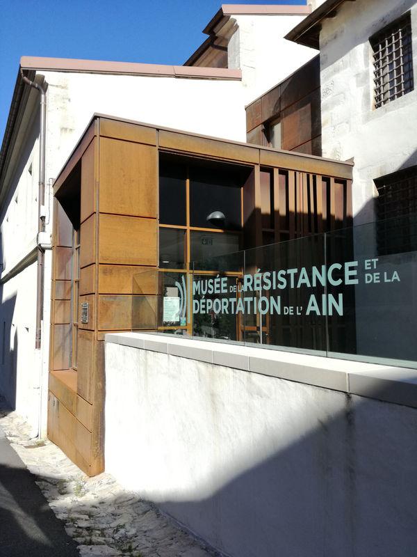 Nuit des musées 2019 -Musée de la Résistance et de la Déportation de l'Ain