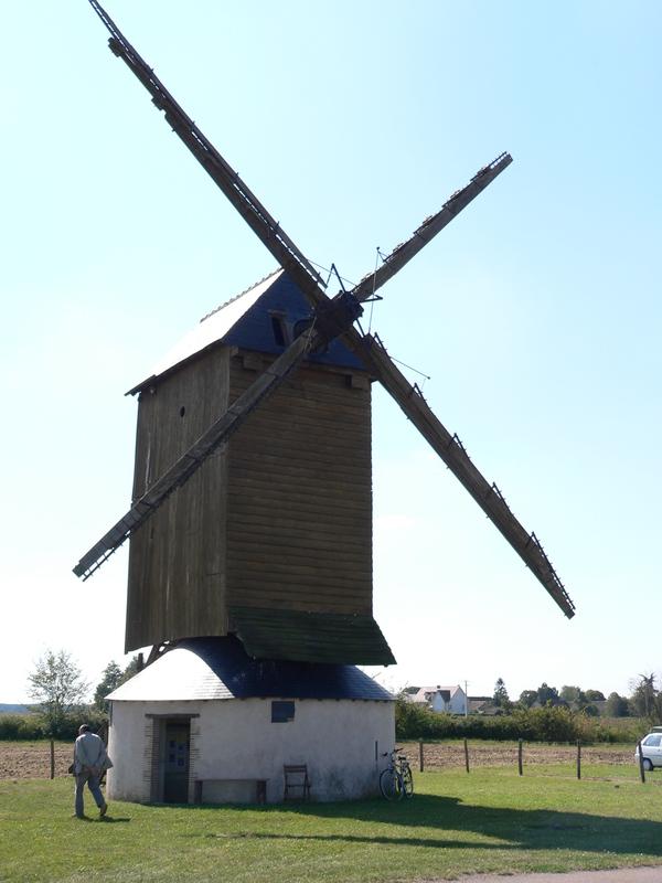 Journées du patrimoine 2017 - Découvrir ou redécouvrir le dernier moulin à vent du Gâtinais
