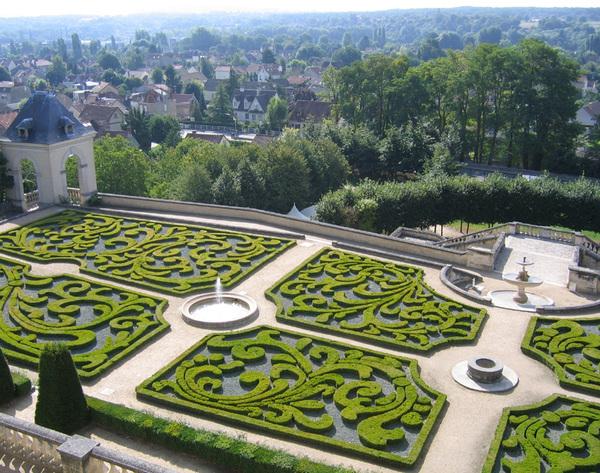 Rendez Vous aux Jardins 2018 -Jardins du château d'Auvers-sur-Oise