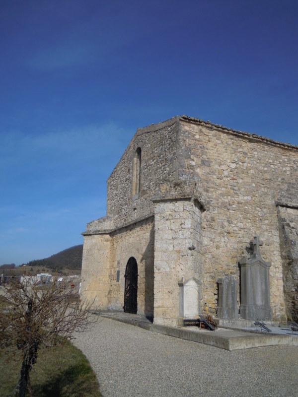 Journées du patrimoine 2019 - L'art roman et le monachisme au 12e siècle à Peyrus