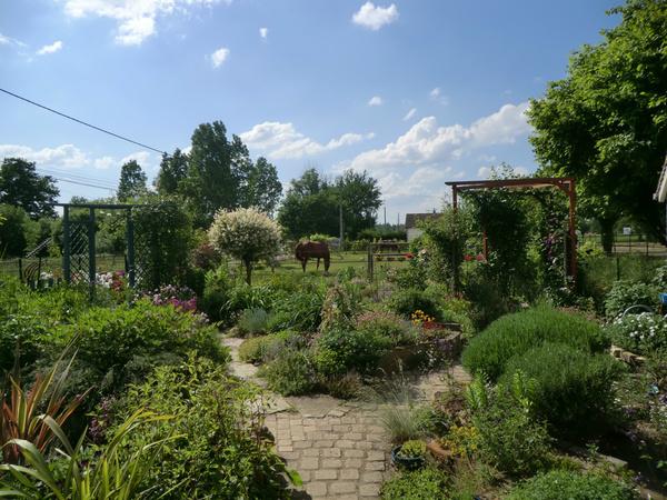 Rendez Vous aux Jardins 2018 -Jardin de Martine Poggy