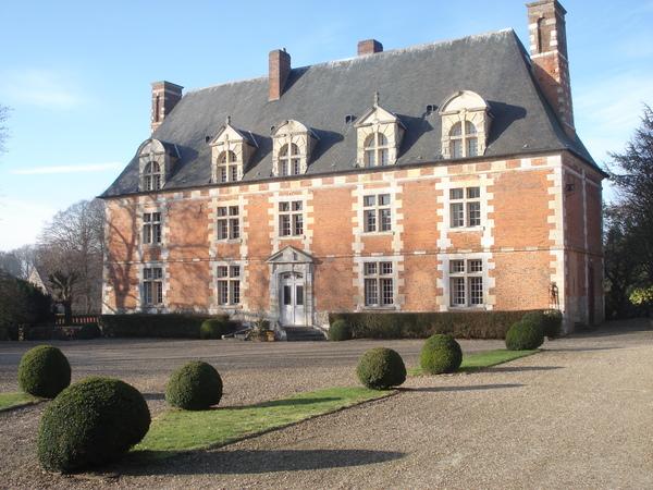 Journées du patrimoine 2017 - Visite libre du manoir de Senneville