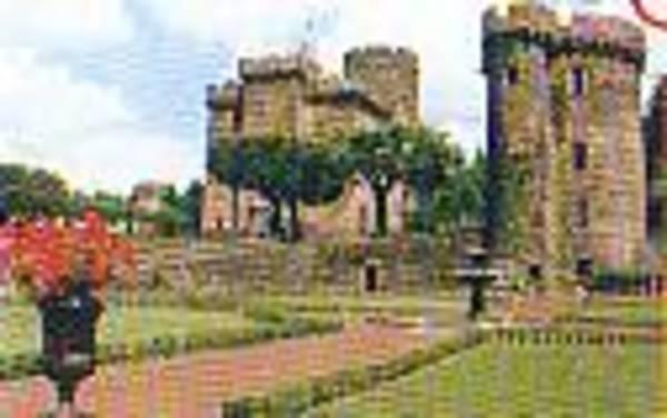 Journées du patrimoine 2017 - Visite commentée du Château Dauphin et de ses jardins