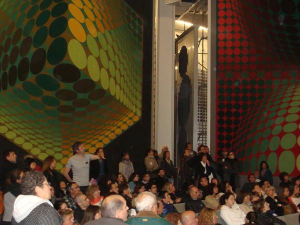 Nuit des musées 2019 -Fondation Vasarely