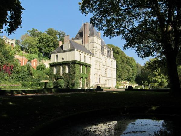 Rendez Vous aux Jardins 2018 -Château de poncé