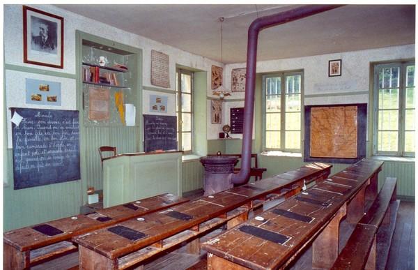 Journées du patrimoine 2017 - Visite commentée de l'école-musée de Champagny