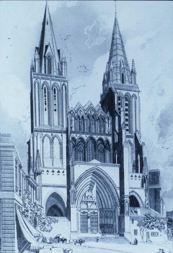 Journées du patrimoine 2017 - Visite libre de la cathédrale Notre-Dame-de-Sées