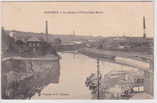 Crédits image : La Mémoire d'Hautmont et ses environs
