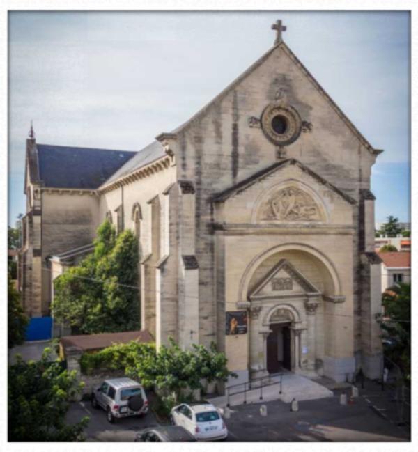 Crédits image : © Église Saint-Cléophas