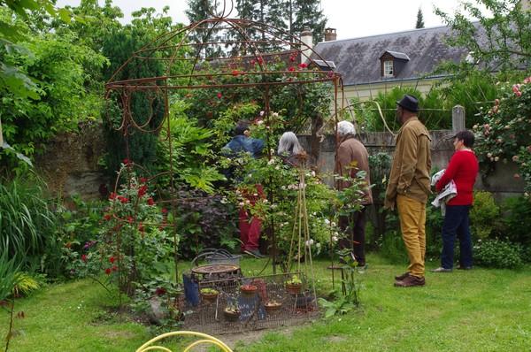Rendez Vous aux Jardins 2018 -Jardin du Lapin