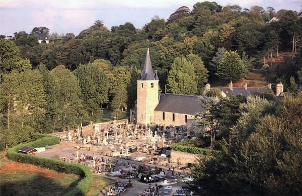 Journées du patrimoine 2019 - Visite guidée de l'église Saint-Clair