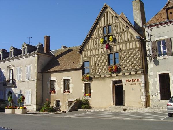 Crédits image : Beaulieu-sur-Loire