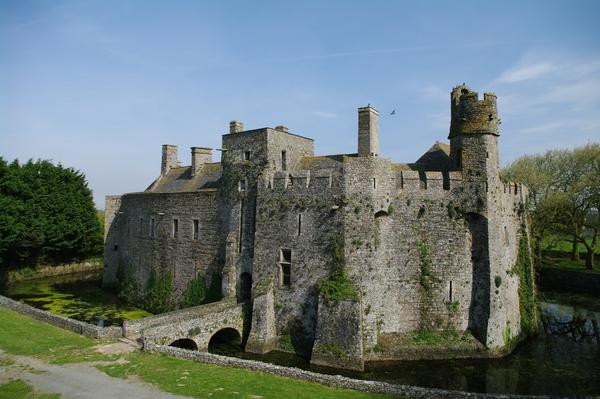 Crédits image : © Château fort de Pirou