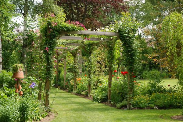 Rendez Vous aux Jardins 2018 -Jardin de la buissonnière