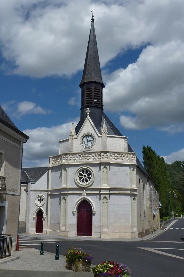 Journées du patrimoine 2019 - Visite commentée de l'église et du parc du château