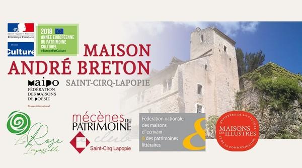 Nuit des musées 2019 -La MAB - Maison André Breton