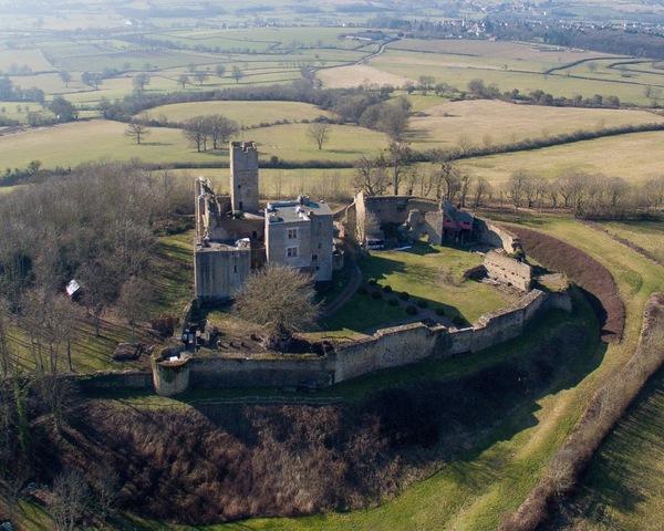 Journées du patrimoine 2020 - Visite de la forteresse de Thil