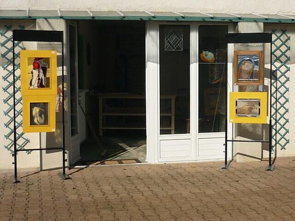 Journées du patrimoine 2017 - Portes ouvertes de l'atelier