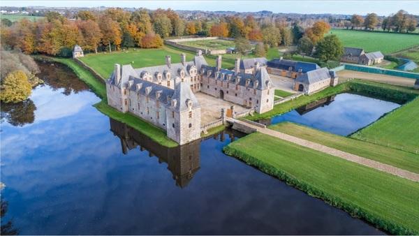 Château et jardins du Rocher Portail