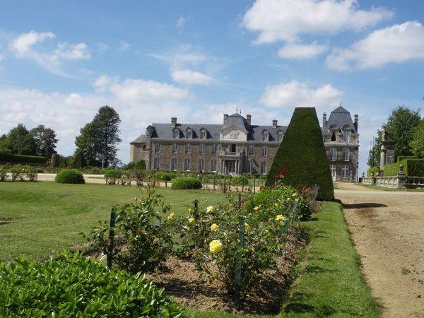 Journées du patrimoine 2017 - Parc du château de Caradeuc