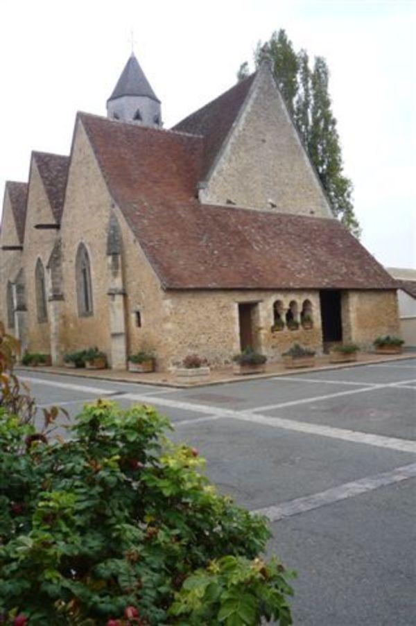 Journées du patrimoine 2018 - église