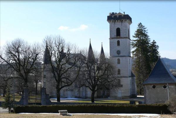 Journées du patrimoine 2019 - L'affaire des incendies du château de Champdor