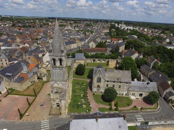 Nuit des musées 2018 -Musée et site historique de l'abbaye Notre-Dame de Déols