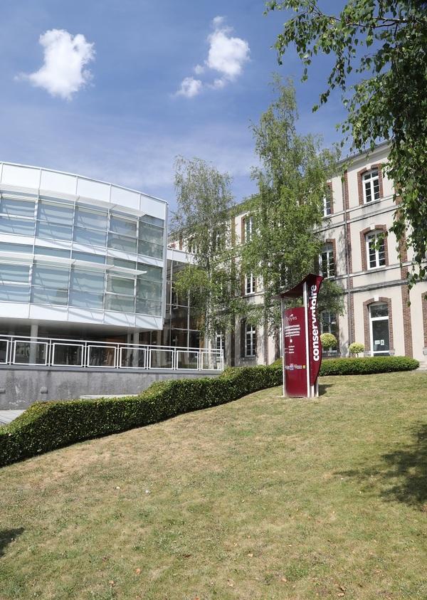 Crédits image : Conservatoire Marcel-Landowski - Carole Bell, Ville de Troyes
