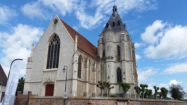Crédits image : Mairie de Courville