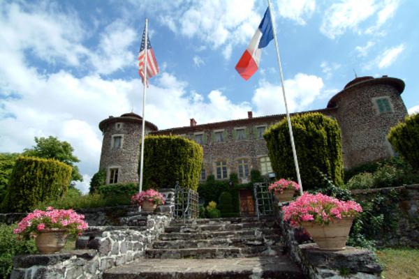 Rendez Vous aux Jardins 2018 -Parc du château de Chavaniac-Lafayette