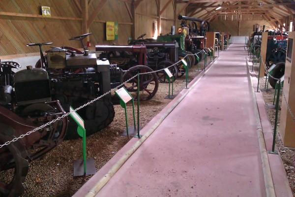 Nuit des musées 2018 -Musée de l'Évolution agricole