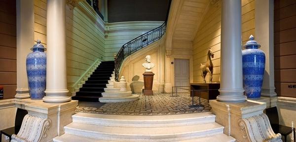 Journées du patrimoine 2018 - Apparitions/Disparitions - Surprises poétiques au musée Cernuschi
