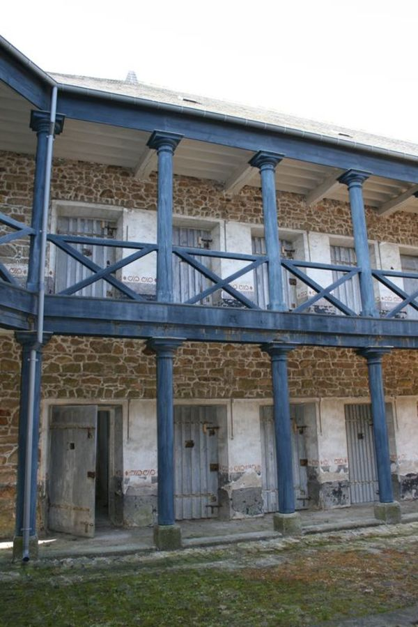 Journées du patrimoine 2020 - Visite guidée de l'ancienne prison de Guingamp