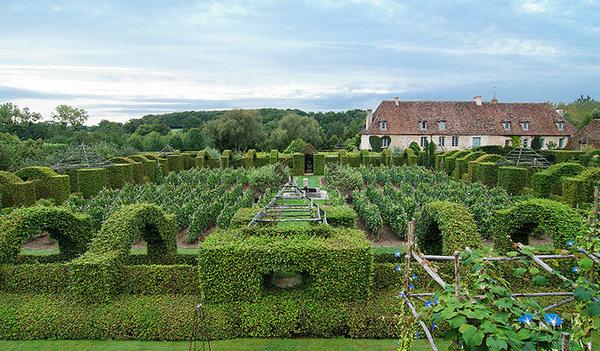 Rendez Vous aux Jardins 2018 -Jardins du prieuré d'Orsan