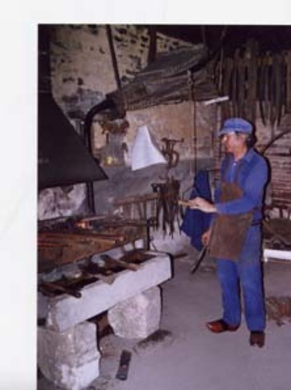 Journées du patrimoine 2019 - Découverte de la forge de Thury