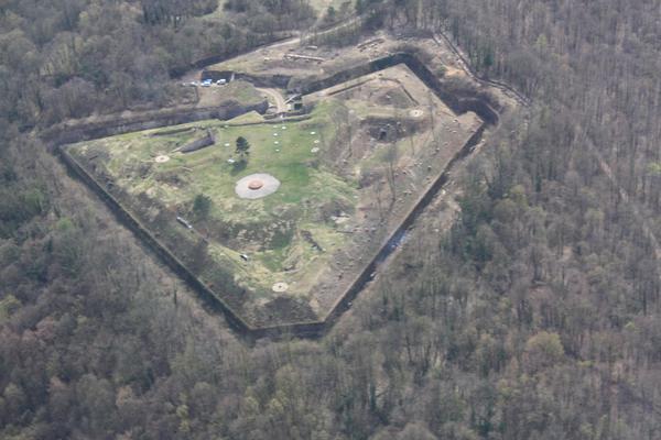 Crédits image : Association de Sauvegarde du Patrimoine Fortifié de Frouard