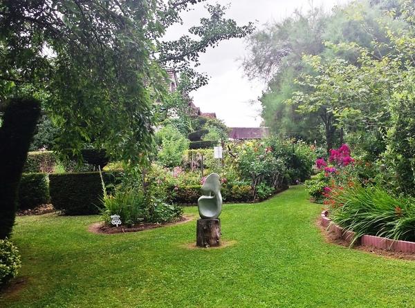 Rendez Vous aux Jardins 2018 -Jardin des Métamorphozes
