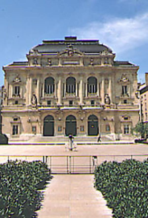 Journées du patrimoine 2017 - Découvrez la magnifique salle à l'italienne du théâtre des Célestins !
