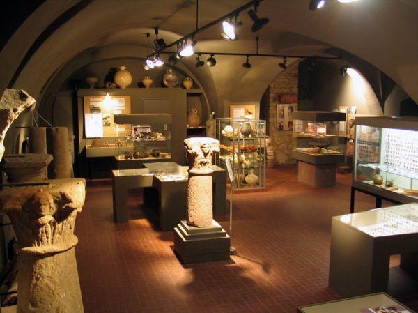 Crédits image : Musée archéologique de Brumath