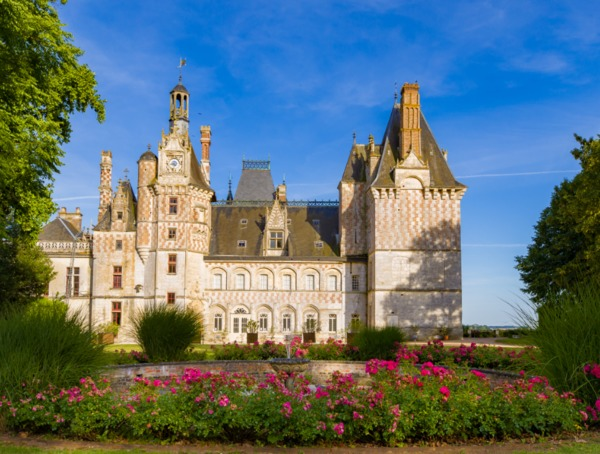 Crédits image : @ château de Montigny-le-Gannelon