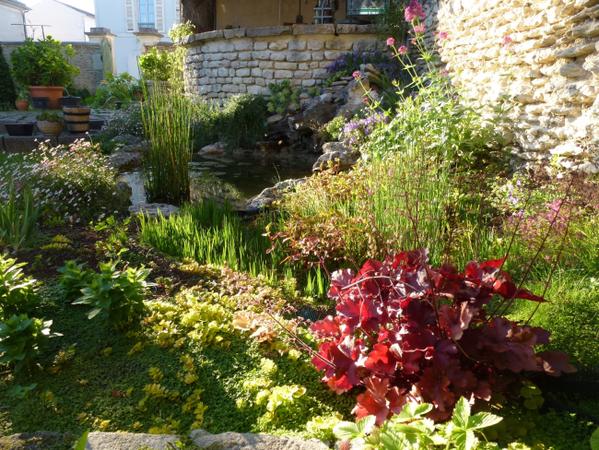 Rendez Vous aux Jardins 2018 -Le jardin de la rue Pascal